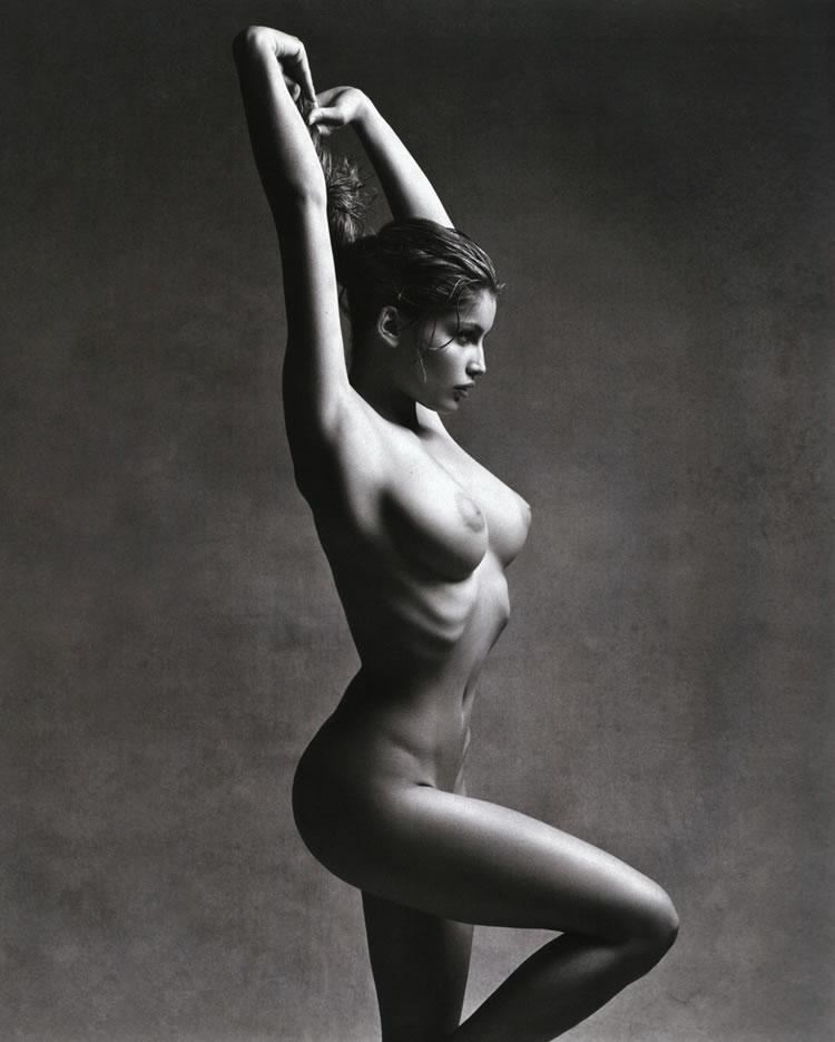 laetitia casta desnuda