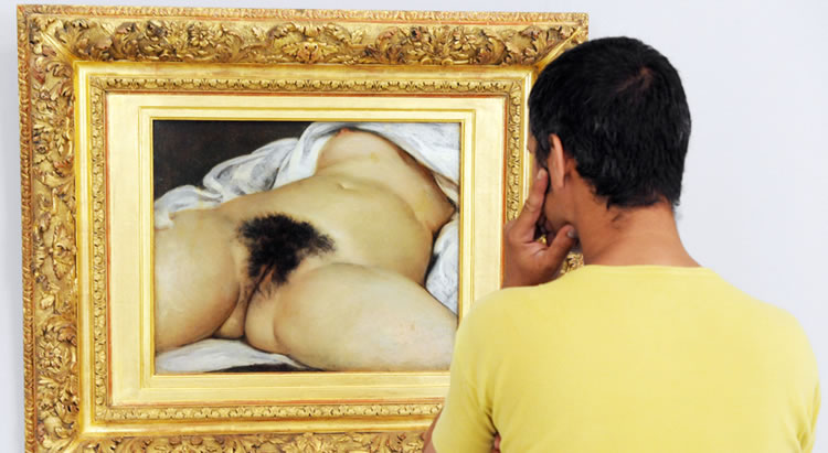 Mundo virtual del erotismo