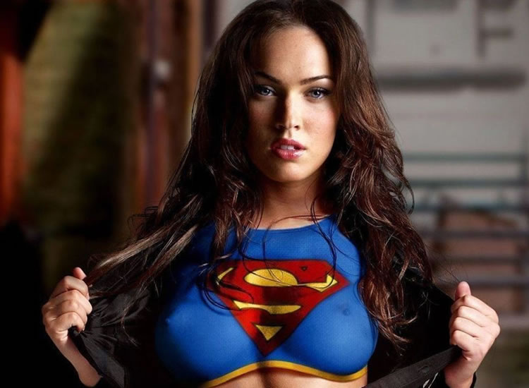 fotos de megan fox desnuda porno