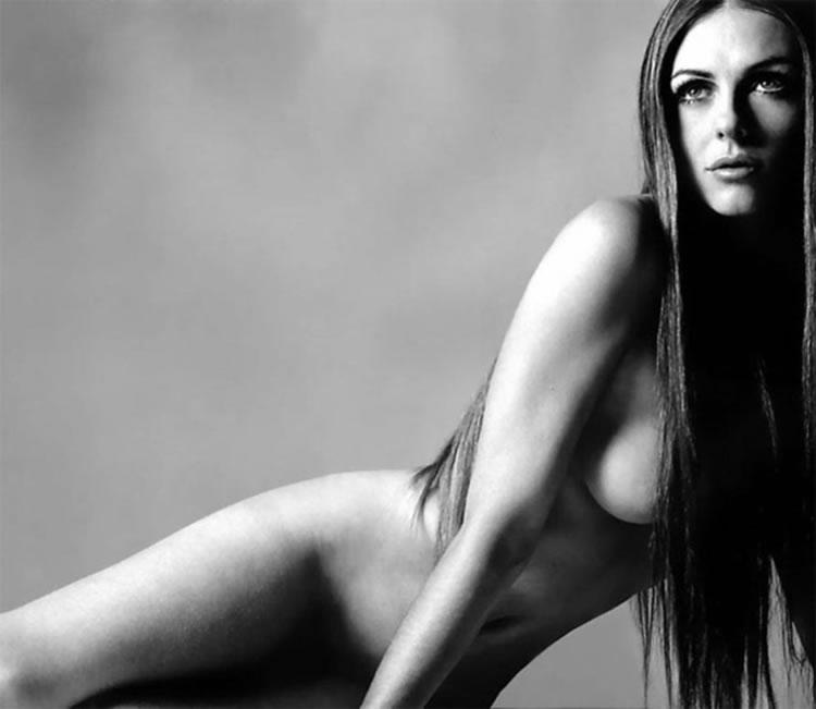elizabeth hurley desnuda