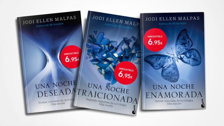 Trilogía de Jodi Ellen Malpass